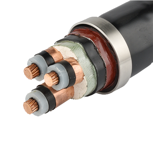 3.6/6~35kv insulated power cable
