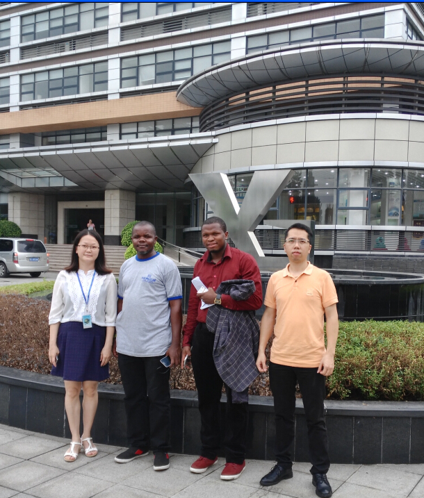 NAKUROI INVESTMENT VISIT VANGO GROUP